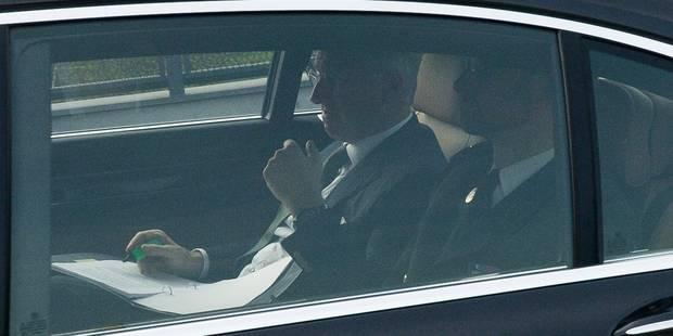 Le roi Philippe et la princesse Astrid au chevet de leur frère - La DH