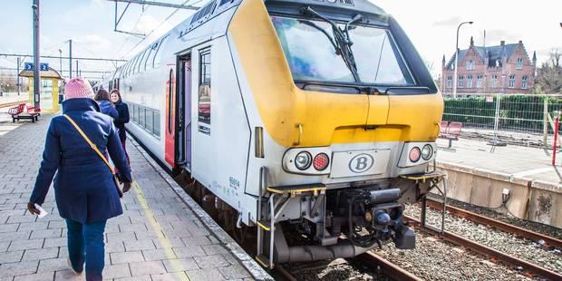 La SNCB prévoit des hausses de capacité vers Bruxelles - La DH