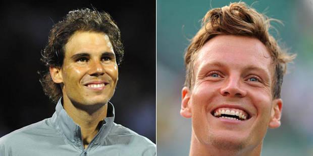 ATP Miami: Nadal et Berdych complètent le dernier carré - La DH