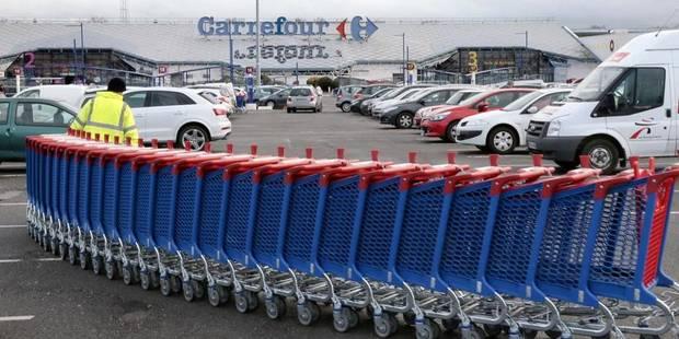 Carrefour rappelle certaines préparations de viande hachée - La DH