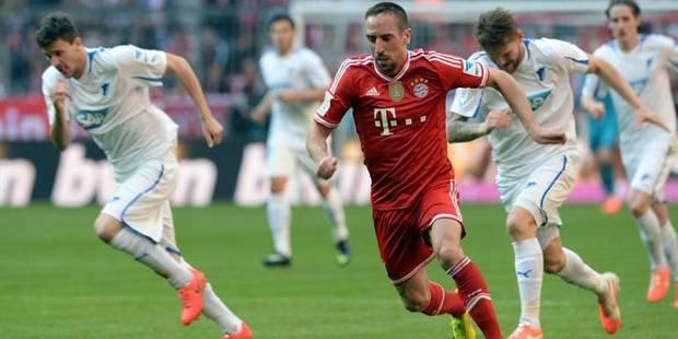 Bundesliga: surprise, le Bayern accroché par Hoffenheim! - La DH