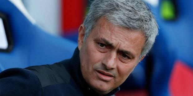 """Mourinho: """"Mon équipe manque de coui****"""" - La DH"""
