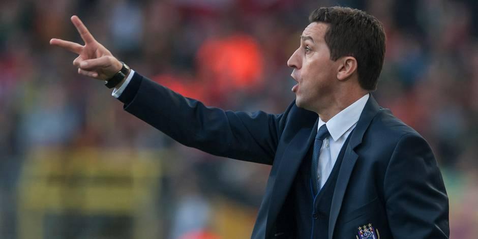 Clasico: Anderlecht devait-il aligner deux attaquants d'entrée?