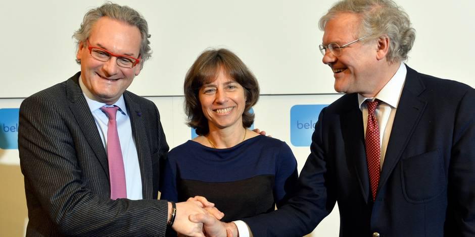 Belgacom vendue après les élections?