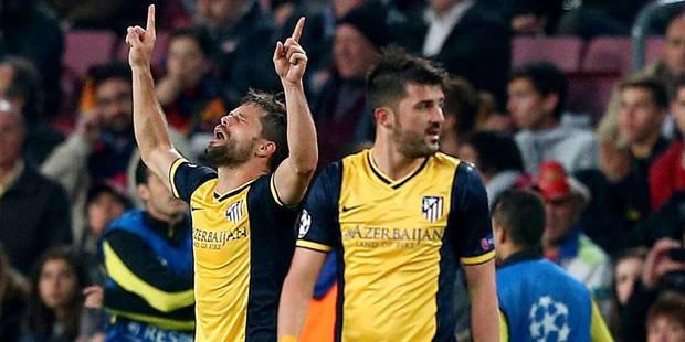 Le but stratosphérique de Diego contre le Barça - La DH
