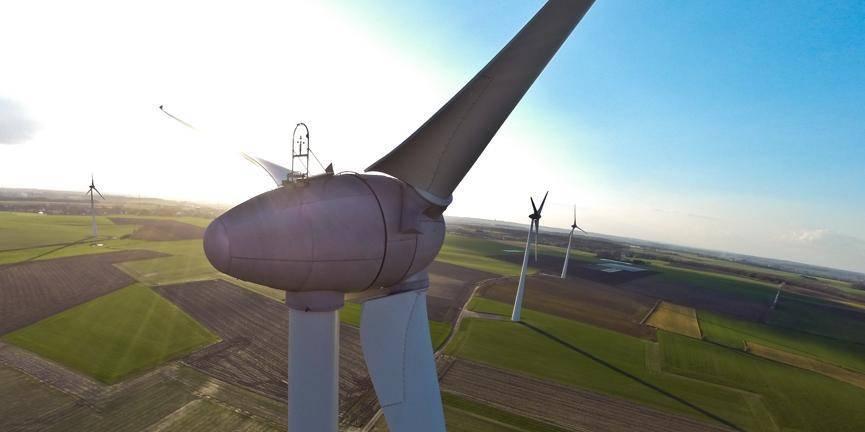 Sept Belges sur dix en faveur des énergies renouvelables dans le futur