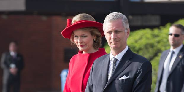 Le roi Philippe et la reine Mathilde au chevet de Laurent - La DH