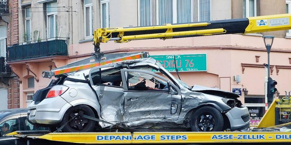 Un couple tué, les chauffards prennent la fuite - La DH