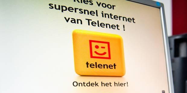 Telenet rembourse des clients ayant payé trop en 2011 - La DH