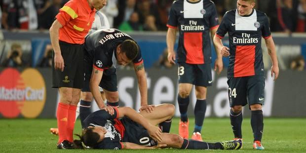 Lésion musculaire pour Ibrahimovic - La DH