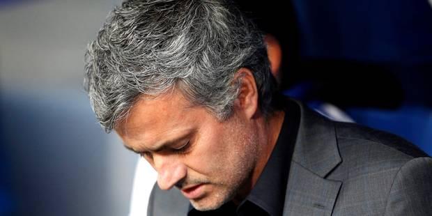 """Mourinho à ses joueurs au Real Madrid : """"Bande de traîtres"""" - La DH"""