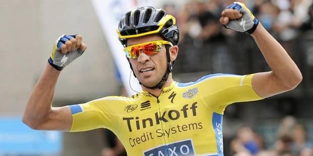 Tour du Pays basque: Contador frappe déjà un grand coup - La DH