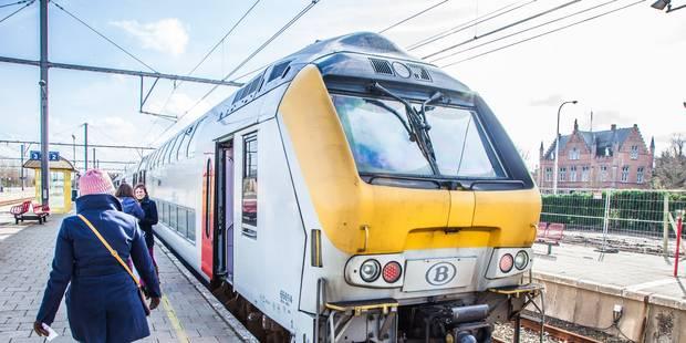 Une perte de plus de 300 millions en 2013 pour la SNCB - La DH