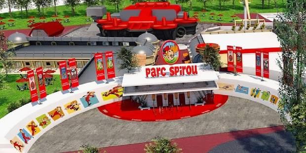 Un parc Spirou au Heysel ? - La DH