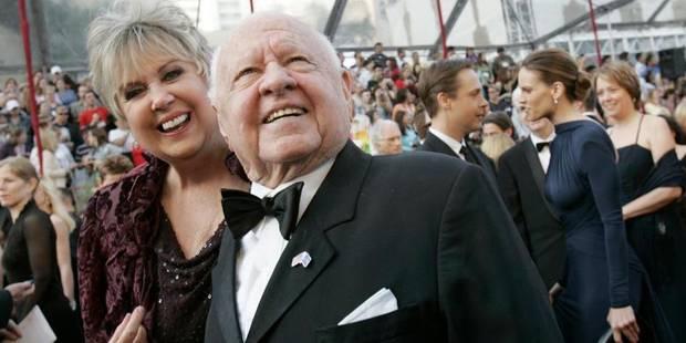 Funérailles de Mickey Rooney: la famille enterre la hache de guerre - La DH