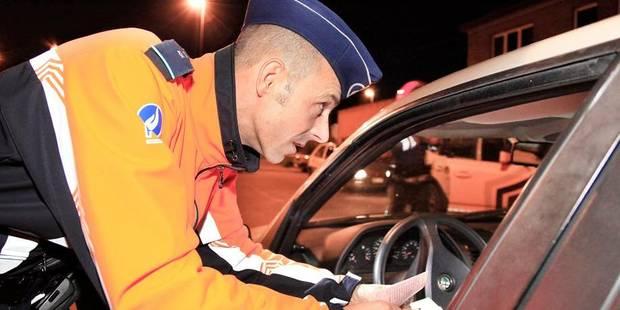 Vaste opération de contrôle de vitesse à Bruxelles - La DH