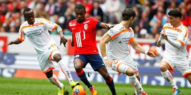 Ligue 1: Lille gagne le derby et peut croire à la Ligue des Champions - La DH