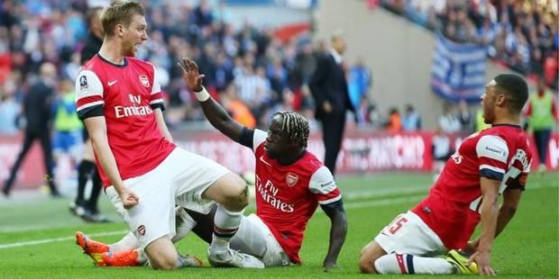 FA Cup: Arsenal tremble mais accède à la finale - La DH