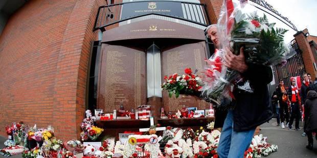 Liverpool n'oublie pas le drame de Hillsborough - La DH