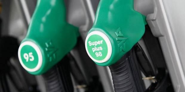 Le litre d'essence Super 95 et Super 98 plus cher dès mardi - La DH