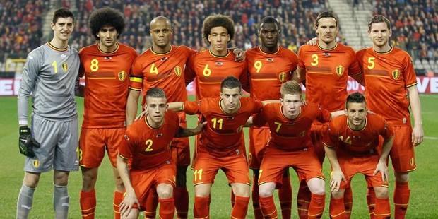 Diables Rouges: les tickets pour les matches contre le Luxembourg et la Tunisie en vente mardi