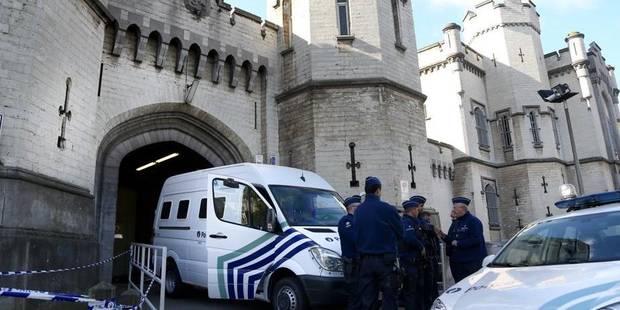 La tentative d'évasion à Saint-Gilles visait un baron de la drogue - La DH