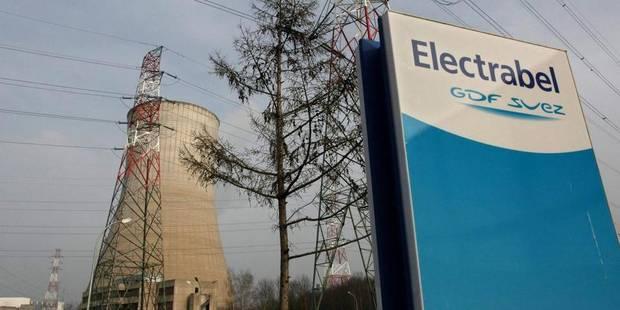 Electrabel ne récupérera pas l'argent de la taxe nucléaire - La DH
