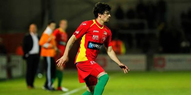 Fernando Canesin définitivement transféré d'Anderlecht à Ostende - La DH