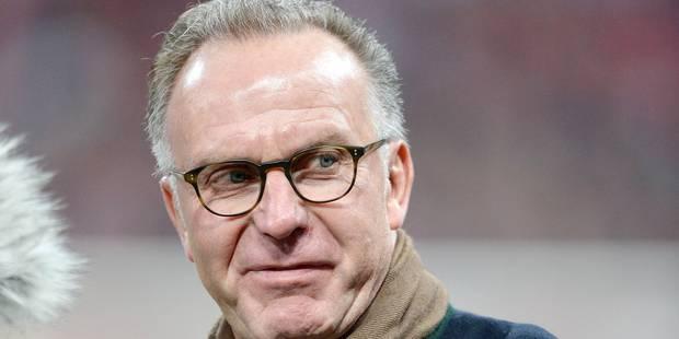 Ligue des champions: le président du Bayern veut voir Ronaldo jouer les demi-finales - La DH