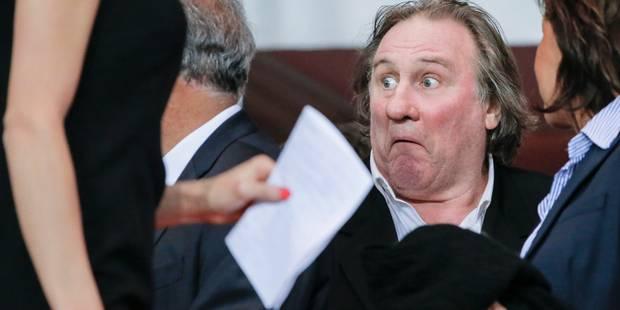 Depardieu dans un club échangiste - La DH