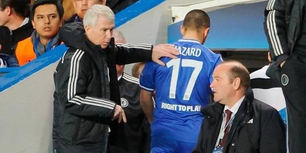 J-55: Hazard forfait contre l'Atlético Madrid? - La DH
