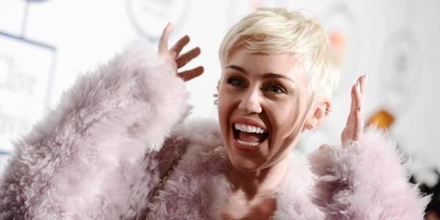Hospitalisée, Miley Cyrus met sa tournée de côté - La DH