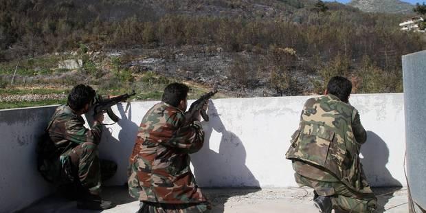 Environ 150 ressortissants belges combattent encore en Syrie - La DH