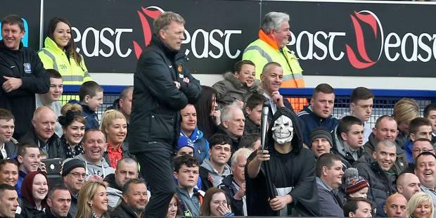 David Moyes viré de Manchester United, Giggs manager par intérim - La DH