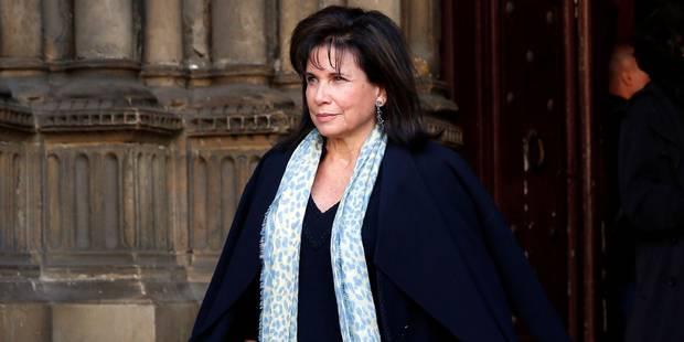 Anne Sinclair évoque (enfin) DSK - La DH
