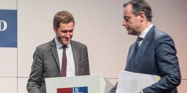 Duel prometteur entre Magnette et De Wever le 13 mai sur RTL - La DH