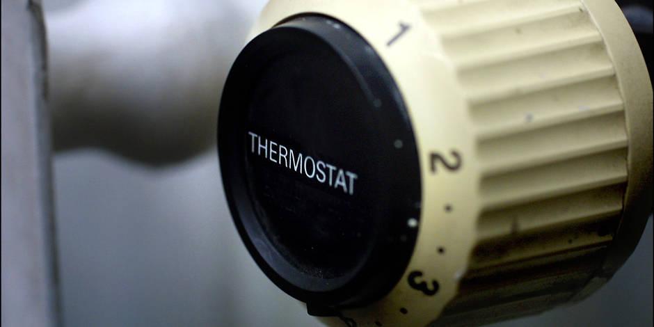 Les consommateurs de gaz naturel remboursés grâce à l'hiver doux