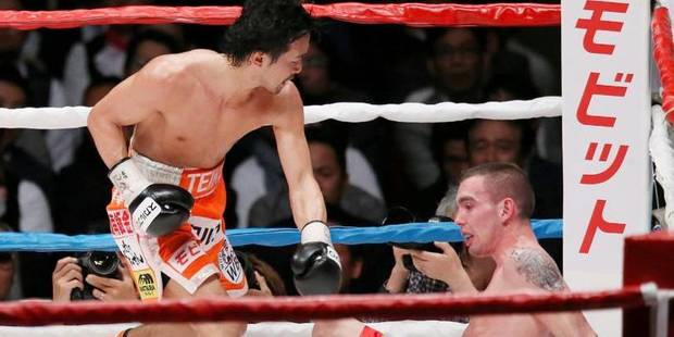 Boxe: Jamoye manque le titre de champion du monde - La DH