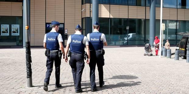Troisième policier arrêté pour maltraitance - La DH