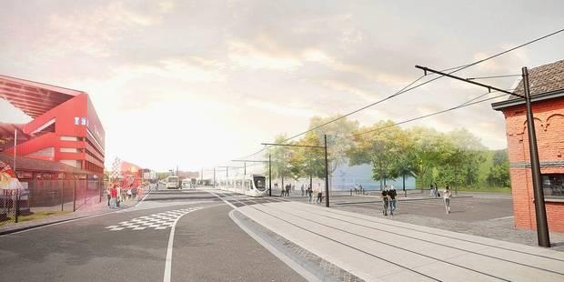 Une extension pour le tram - La DH