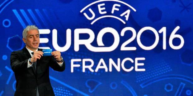 Euro 2016: Pourquoi les Diables voudront tomber dans le groupe B ? - La DH