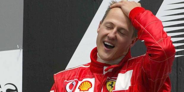 Le faux réveil de Schumacher - La DH