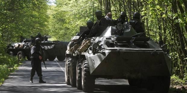 Ukraine: l'Occident craint l'invasion et prépare un semblant de riposte - La DH