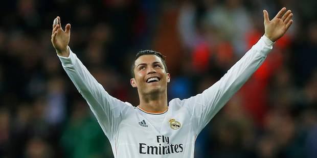 Ronaldo flambe et le Real espère, le Betis relégué - La DH