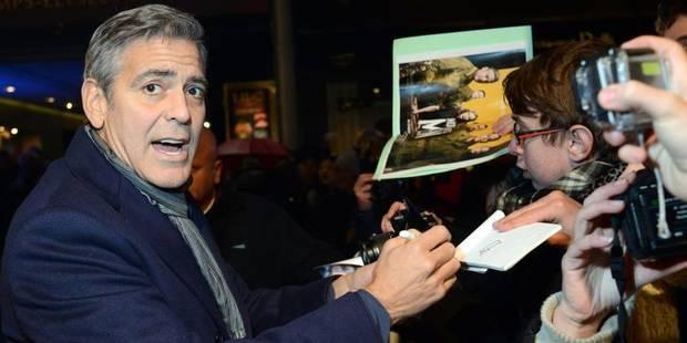 George Clooney s'est fiancé - La DH