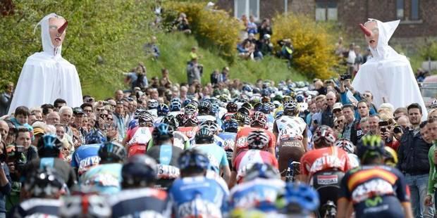 Liège-Bastogne-Liège: un motard gravement blessé - La DH