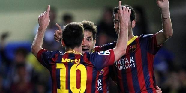 Le Barça réussit une superbe remontée pour rester dans la course au titre - La DH