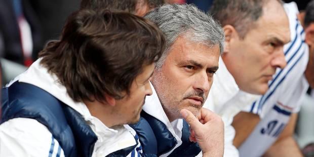Chelsea: Mourinho conteste la procédure de la Fédération - La DH