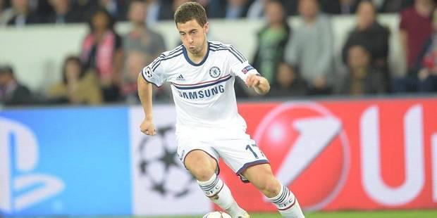 Chelsea: Eden Hazard peut jouer - La DH