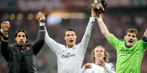"""Le Real Madrid sur le pas de tir avec la """"Decima"""" dans le viseur - La DH"""